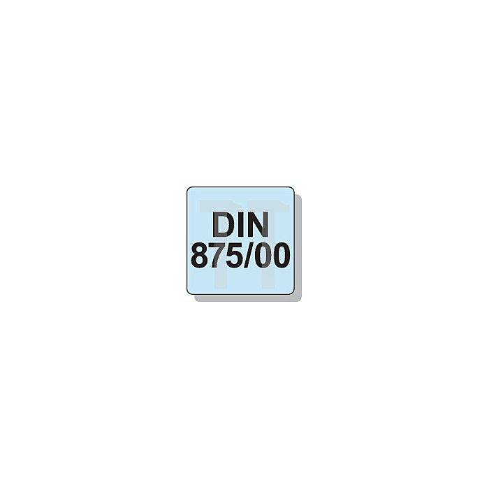 Schnittmacherwinkel DIN875/00 Schenkel-L.40x28mm