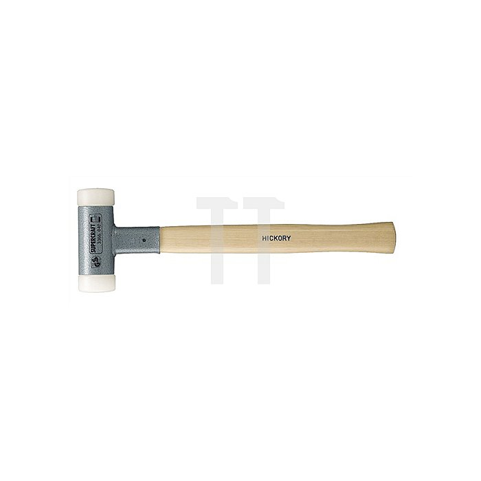 Schonhammer 750g Gesamt-L.360mm Kopf-D.40mm rückschlagfrei