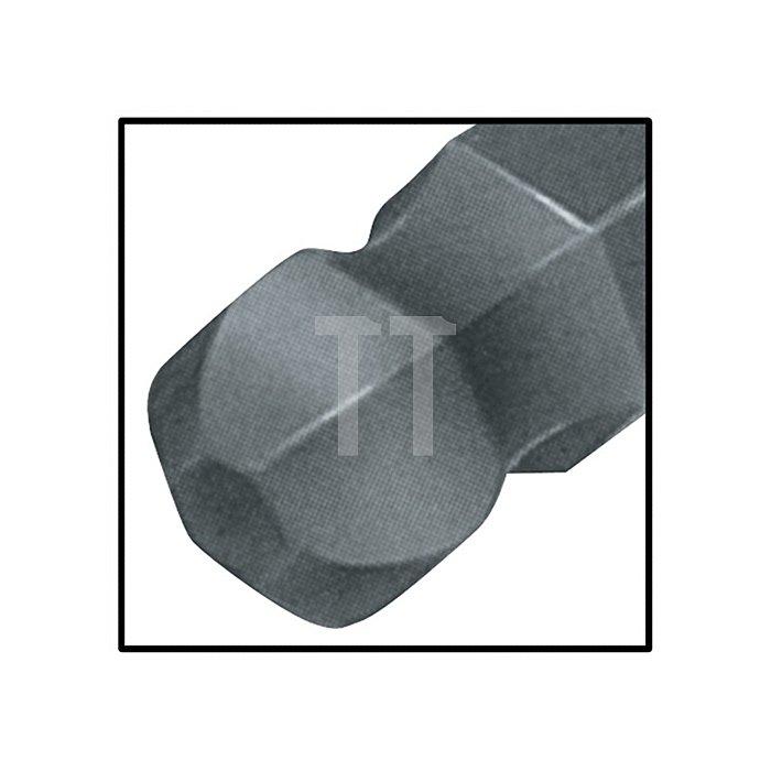 Schraubendreher 6tlg. 6KT-Kugelkopf 0,9/1,3/1,5/2/2,5/3 Elektronik-Feinmechanik
