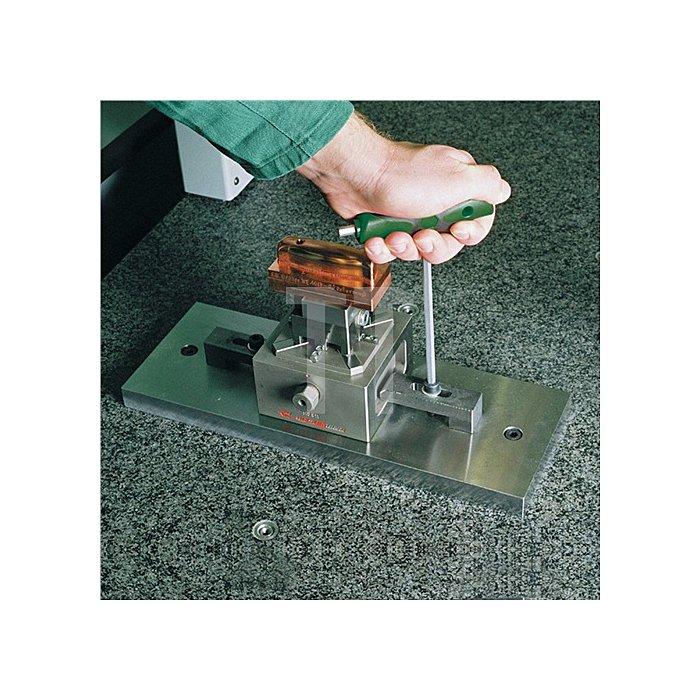 Schraubendreher TX Gr.40 Klingen-L.150mm Klinge Chrom matt m.Seitenabtrieb