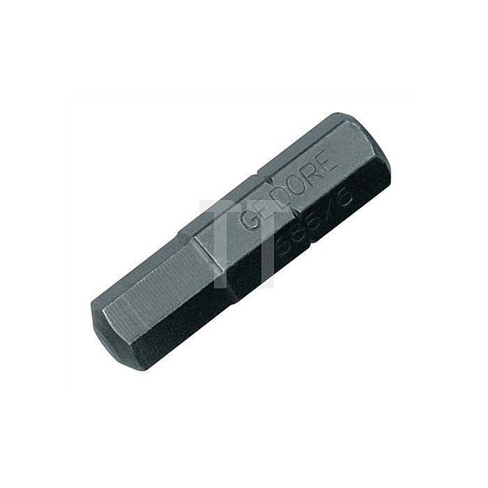 Schraubendreherbit 1/4Zoll Innen-6-kant 10mm