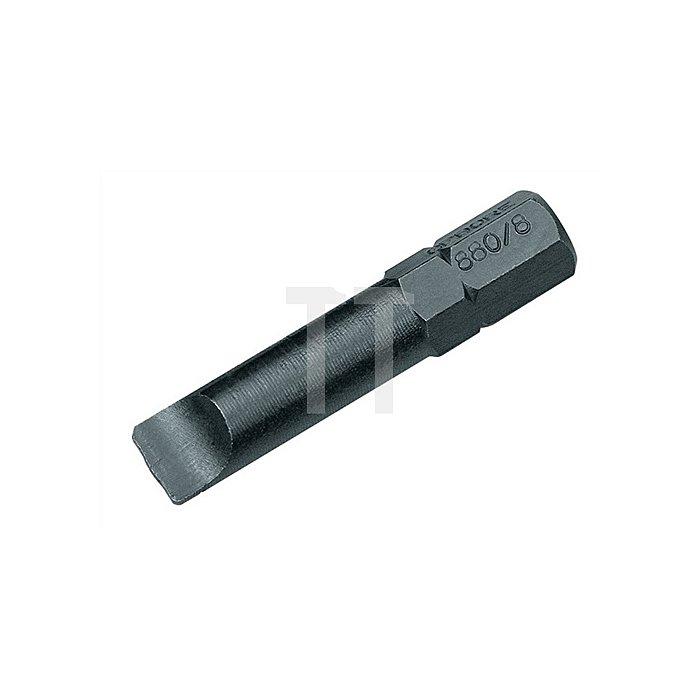 Schraubendreherbit 5/16Zoll Schlitz 6,5mm