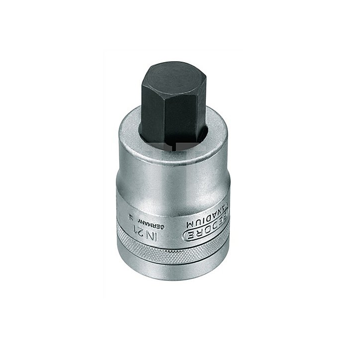Schraubendrehereinsatz 1Zoll Innen-6-kant 27mm