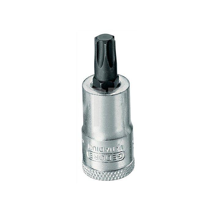 Schraubendrehereinsatz 3/8Zoll TX5,52mm Chrom brün. Sonderstahl