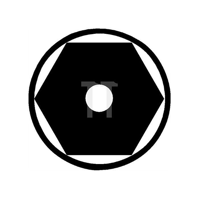 Schraubendrehersatz 17tlg.Wechselklingen 89mm Schlitz PH PZD Torx 6kant KK 60 RA