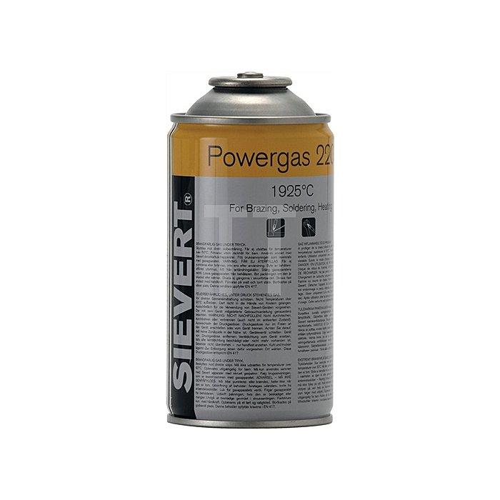 Schraubkartusche Powergas 2203 Inhalt: 300ml