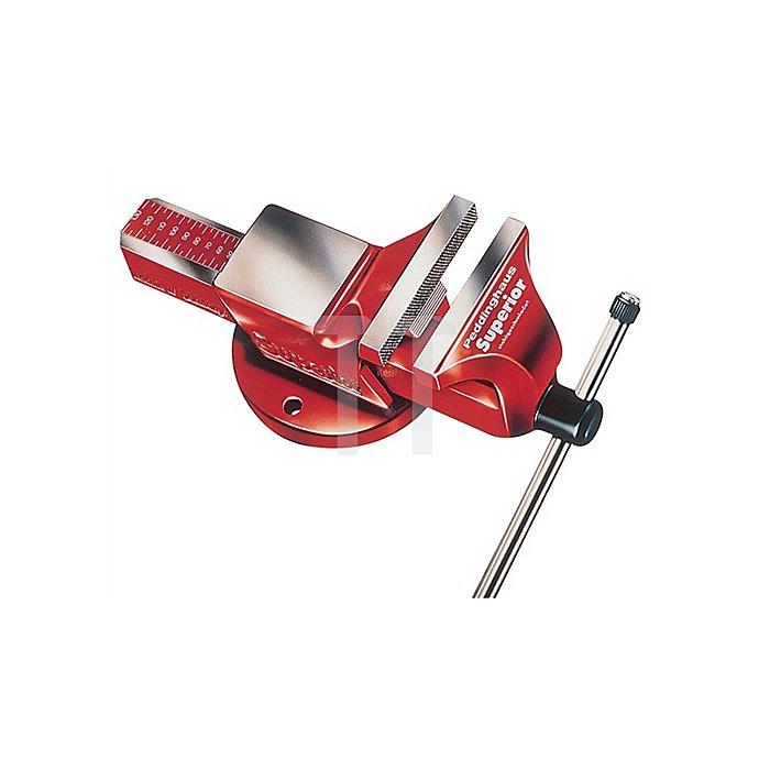 Schraubstock Superior B.120mm Spann-W.150mm RIDGID Spann-T.75mm