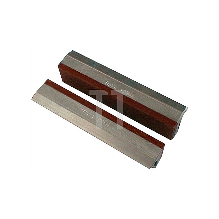 Schraubstockschutzbacken m. Fiberbelag, 120mm Backenbreite, Spannen von Werkstü