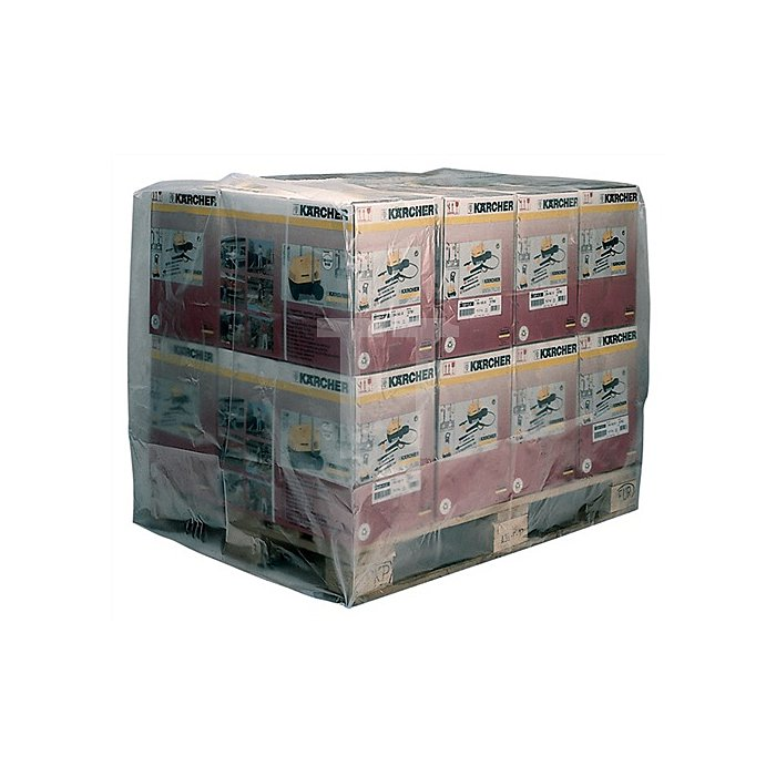 Schrumpfhaube 1250x850x1500mm 125µm transparent PE