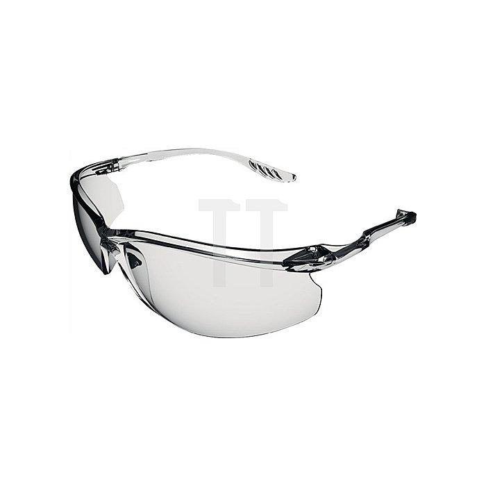 Schutzbrille NOW Daylight One PC-Scheibe klar, EN166 100%UV-Schutz bis 385nm