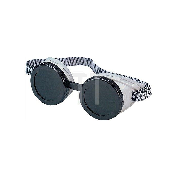 Schutzbrille Robusta 310 Mineralglas Schutzstufe 5 EN166