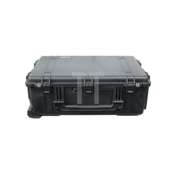 Schutzkoffer rollbar 800x521x295mm Schaumstoffeinlage PELI wasserdicht