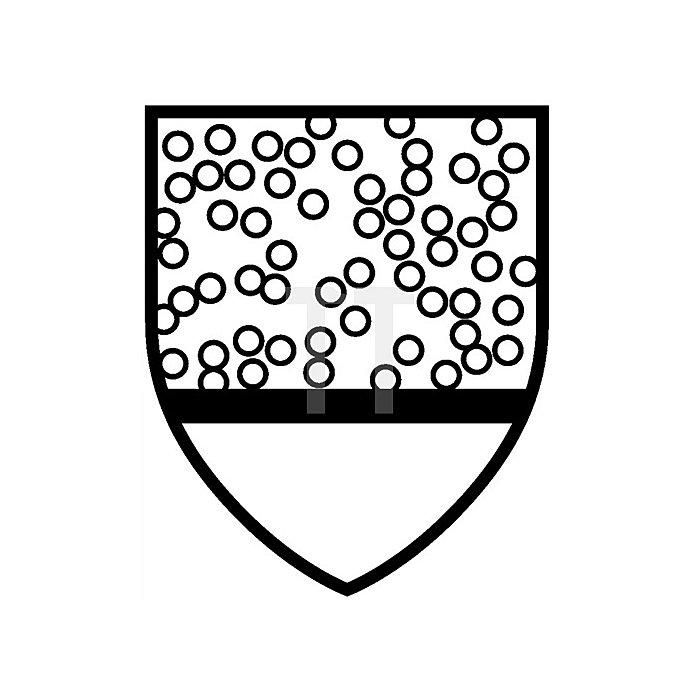 Schutzoverall Gr.L grau Tychem F, Kat. III, Typ 3, 4, 5, 6
