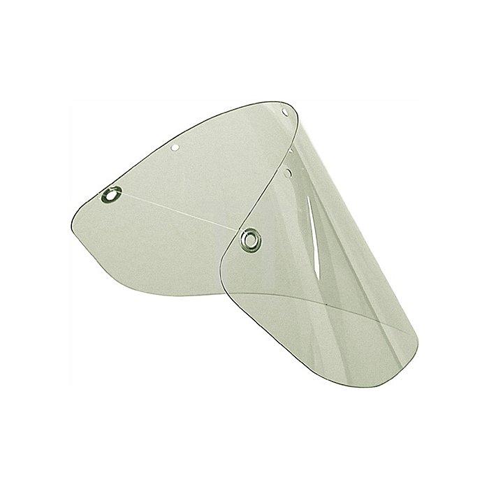 Schutzscheibe aus ca. 1mm dickem Polycarbonat klar