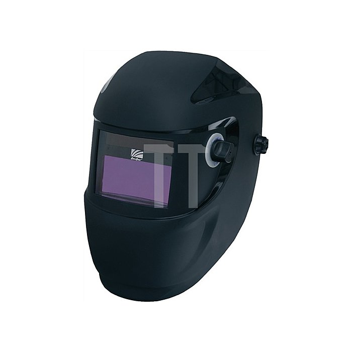 Schweisserschutzschild ArcOne 200V DIN4/9-13 EN175/379 Sichtfeld 46x98mm schwarz