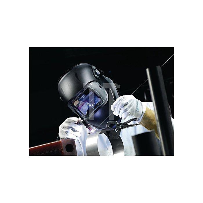 Schweisserschutzschild Optrel e650 DIN4/9-13 Sichtfeld 50x100mm schwarz