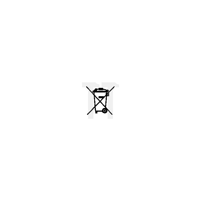 Schweisserschutzschild Optrel e670 DIN4/9-13 Sichtfeld 50x100mm schwarz