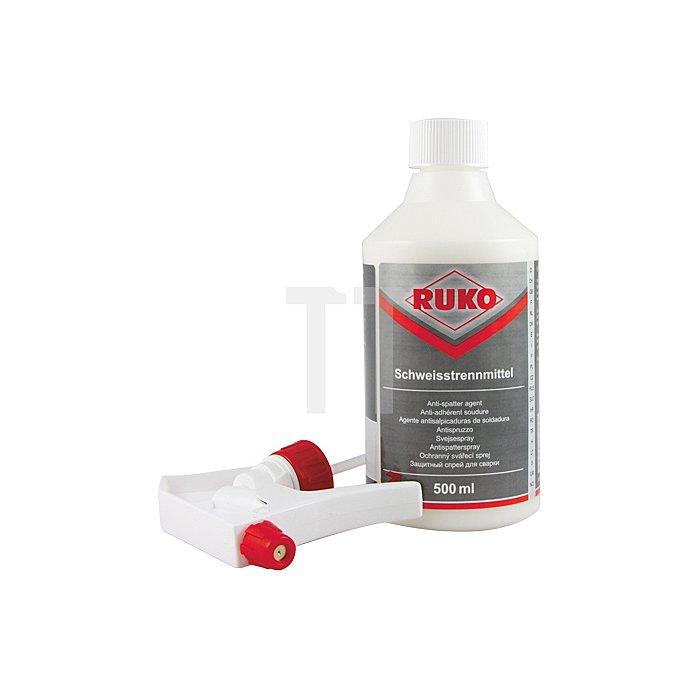 Schweißtrennmittel Flasche, 500 ml