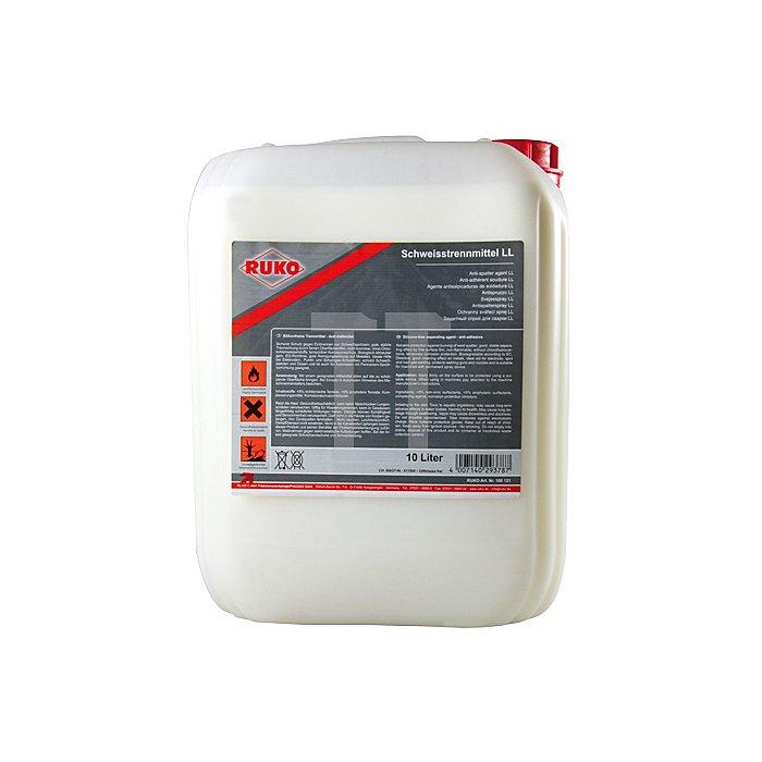 Schweißtrennmittel LL Kanister, 10 L