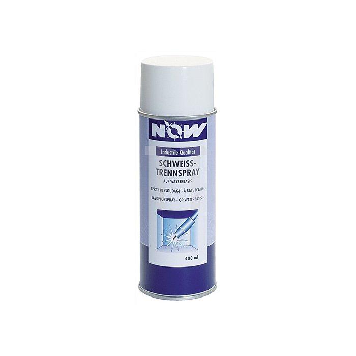 Schweisstrennspray 400ml Wasserbasis silikonfrei NOW lösemittelfrei