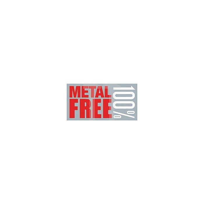 Sicherheits-Schnürstiefel EN20345 ESD S3 Teak Gr.42 Glattleder schwarz Überkappe