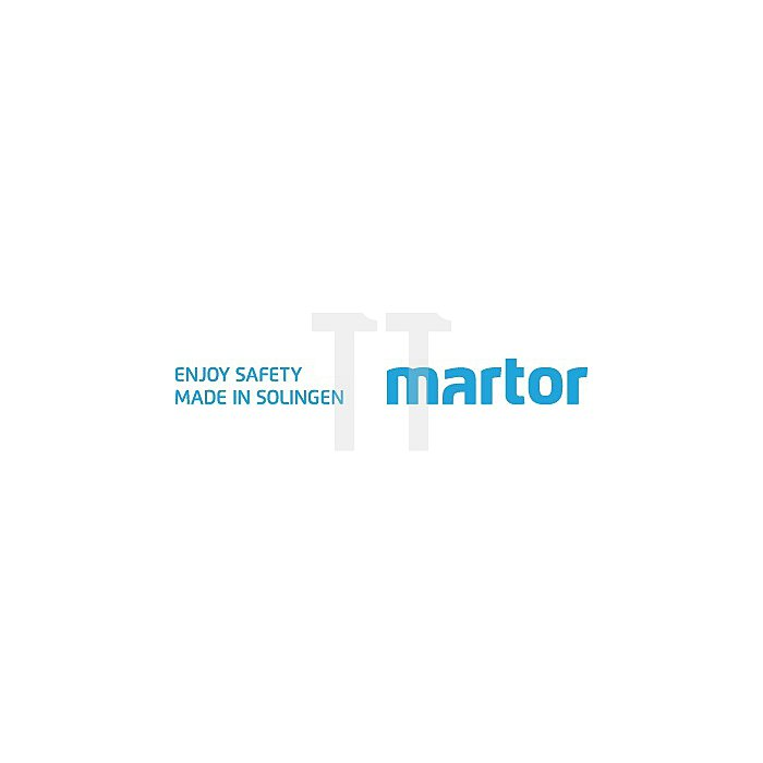 Sicherheitsmesser rechts a.Makrolon MARTOR