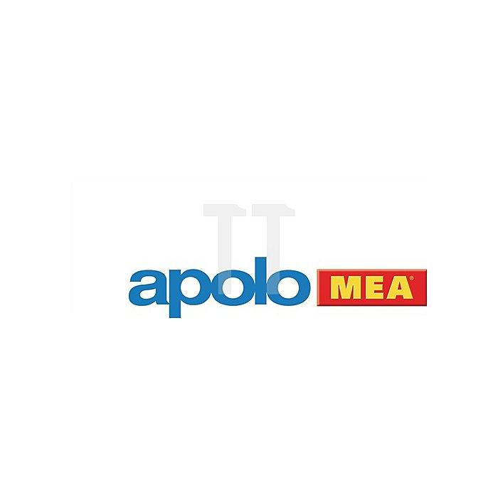 Sicherheitsschraube 7x165 Toss Torx Schraube gelb verzinkt apolo MEA