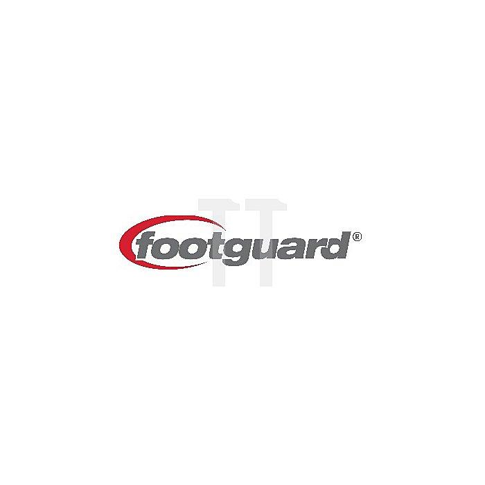 Sicherheitsschuh EN 20345 S1P footguard Gr. 42 Veloursleder Stahlkappe