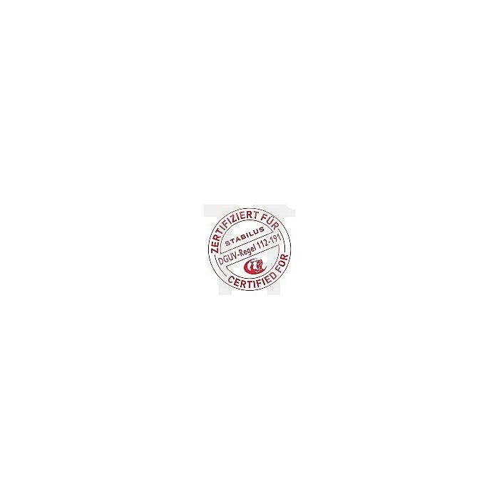 Sicherheitsschuh EN20345 Gr.45 S1 ESD 6134 A Textilien Funktionsfutter schwarz