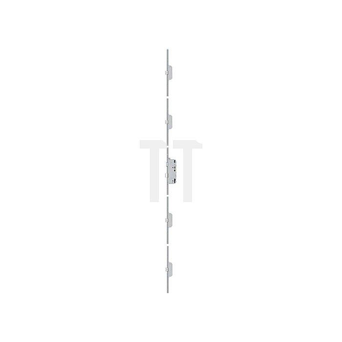 Sicherheitstürverschl.Secury MR 4 Dorn 65mm Enf.92mm Stulp-B.20mm flach PZ gel.