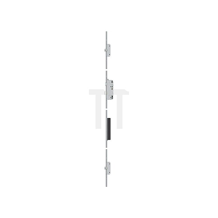 Sicherheitstürverschluss Secury Automatic m.A-Öffner Dorn 65mm Entf.92mm 16mm