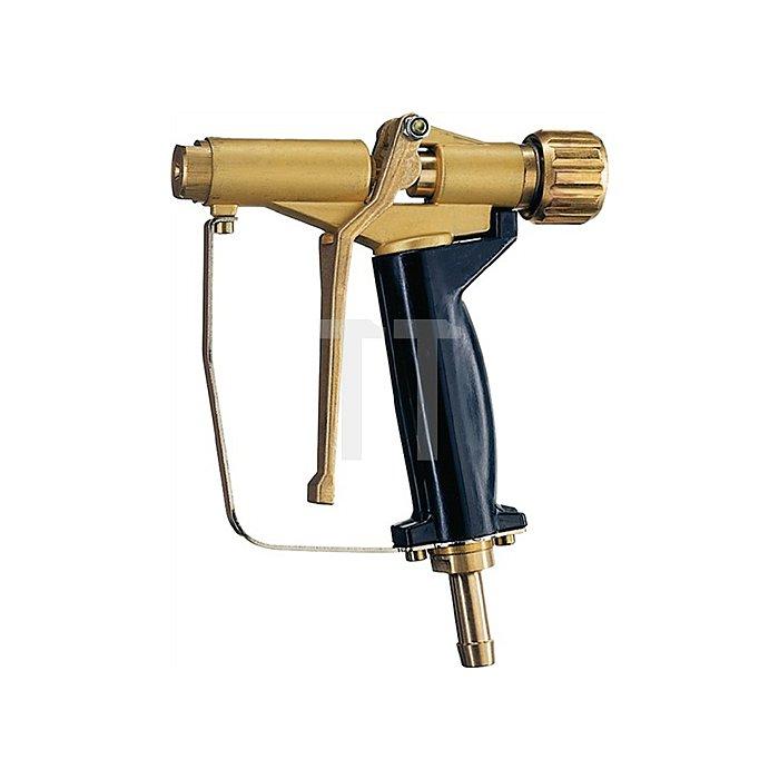 Sicherheitswaschpistole multiclean mit Schlauchtülle LW13 Betriebsdruck 40 bar