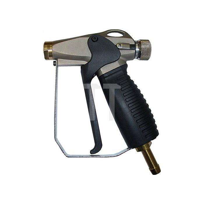Sicherheitswaschpistole proficlean mit Schlauchtülle LW13 Betriebsdruck 20 bar