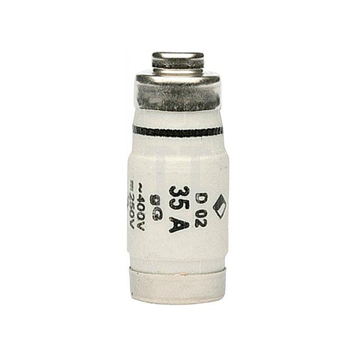 Sicherungspatrone 16A Neozed E14 500V träge E27/DTII