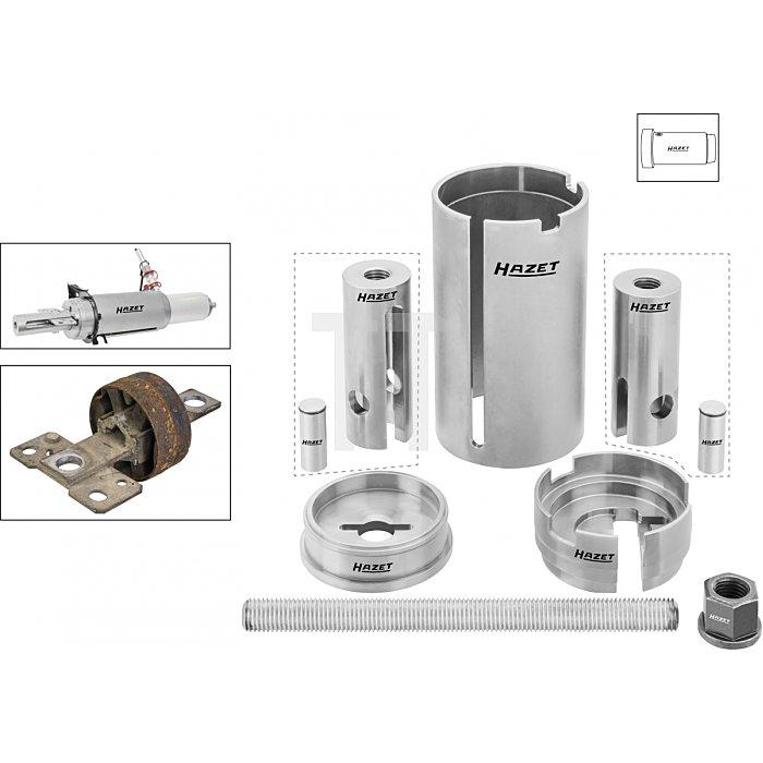 Hazet Silentlager Werkzeug-Satz, hydraulisch 3402/7