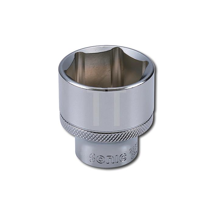 Sonic 1/2' Nuss, 6-kant, 30mm