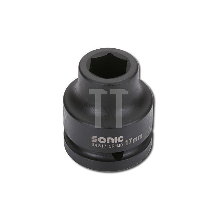 Sonic 3/4' Schlagschraub-Nuss, 6-kant, 30mm