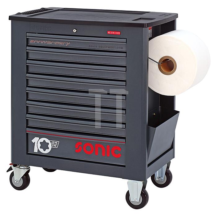 Sonic 3/8' Schlagschraub-Nuss, 6-kant, 18mm