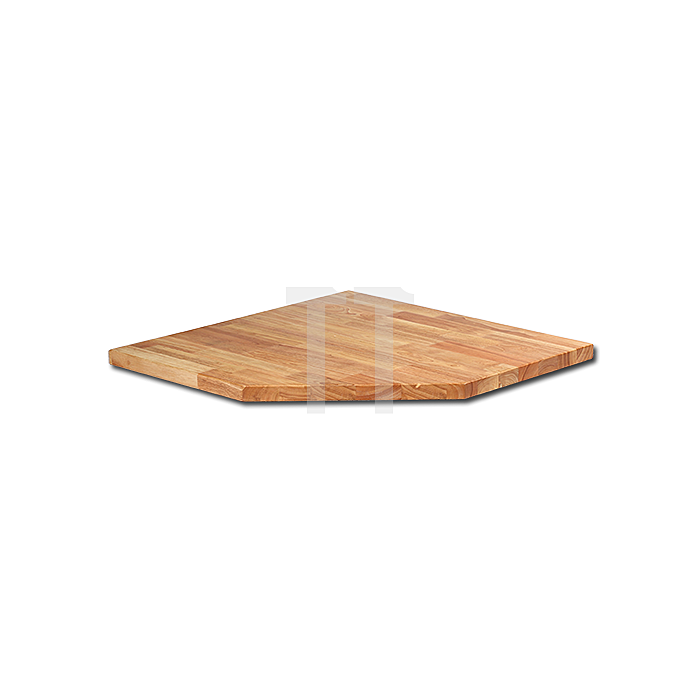 Sonic Holz-Arbeitsplatte für Schrank 47505