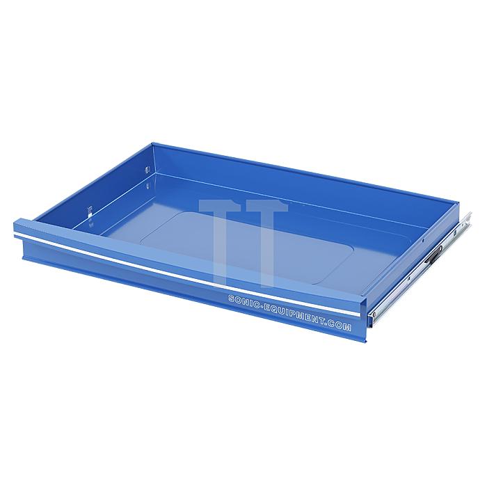 Sonic S10 kleine Schublade, blau, L577 x B377x H60mm