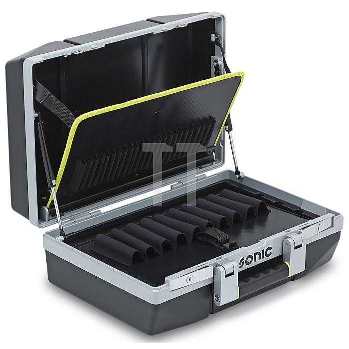 Sonic Werkzeugkoffer leer XL, L485 x B410 x H215mm