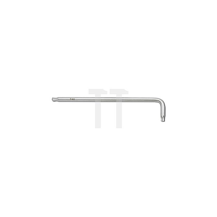 Sonic Winkel-TX-Schlüssel extra lang mit Kugel T10