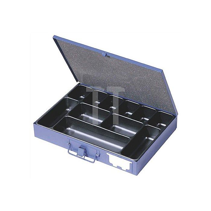Sortimentskasten a.Blech 11Fächer DINZL 340x240x50mm