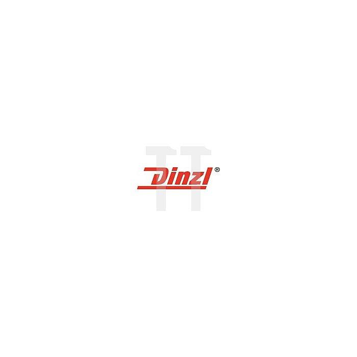Sortimentskasten a.Blech 18Fächer DINZL 340x240x50mm mit Beschriftungsfeld