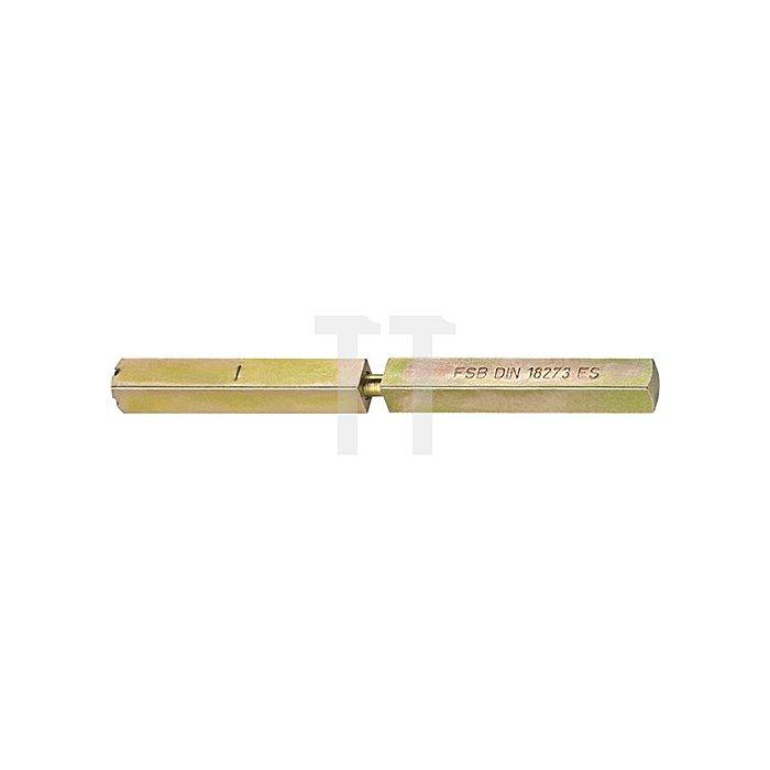 Spezialstift FSB 0125 0909 VK 9mm L.147mm Stahl verz.