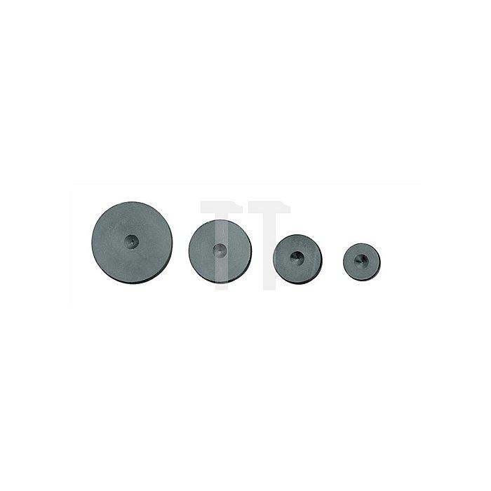 Spindeldruckstücksatz f.Achsbohrungen Teller-D.25-64mm Spindeldruckstücke