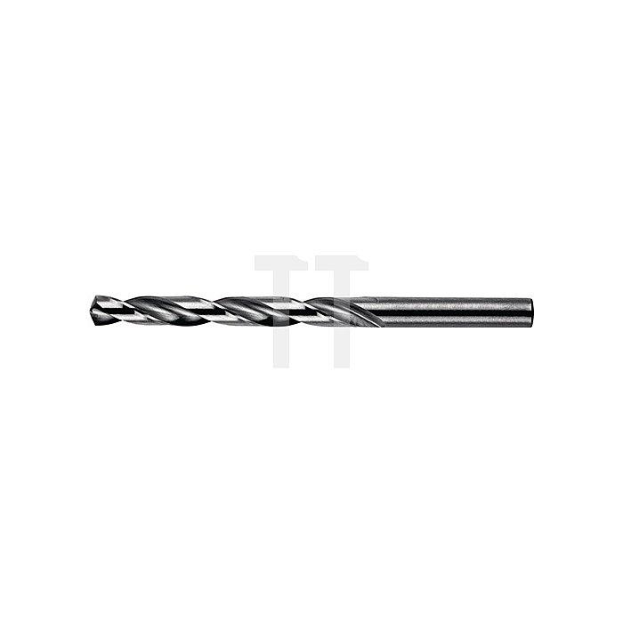 Spiralbohrer D.4,0mm Arbeits-L.43mm Gesamt-L. 75,0mm HSS geschliffen