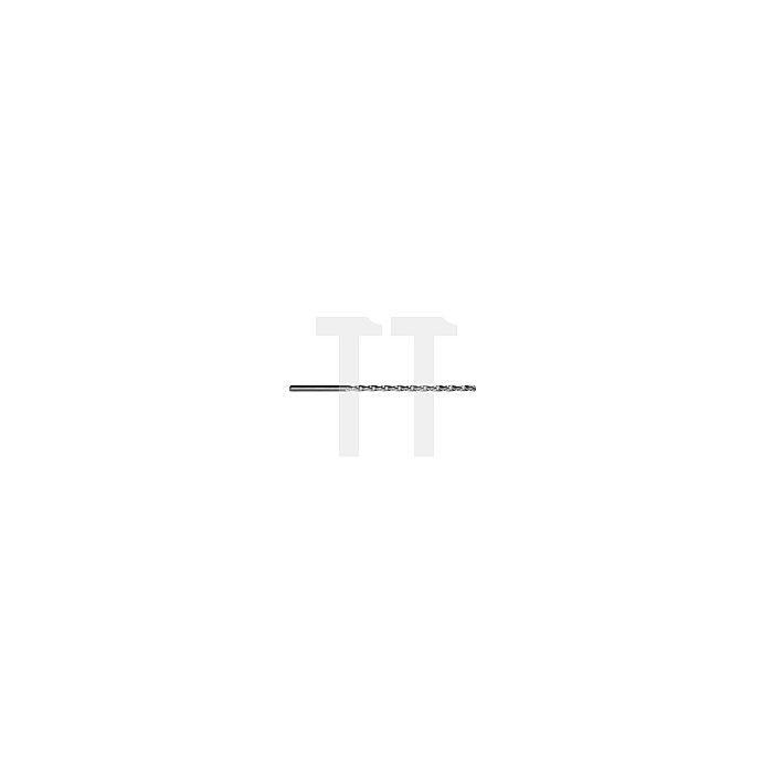 Spiralbohrer DIN 1896 TL 3000 HSS geschliffen extra lang, mit Kreuzanschliff