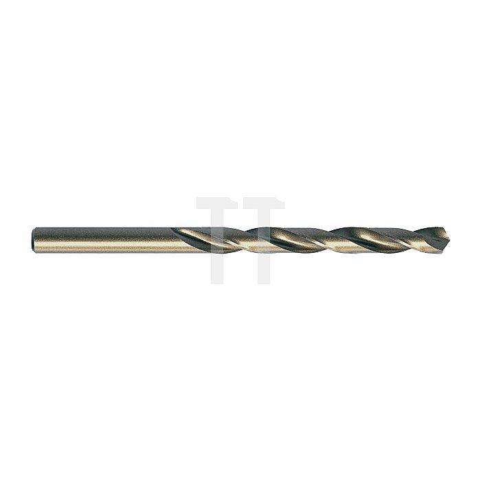 Spiralbohrer DIN 338 Typ N HSS Co 5 geschliffen, mit Kreuzanschliff