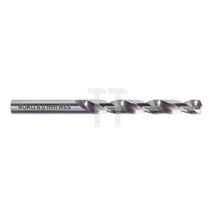 Spiralbohrer DIN 338 Typ N HSS-G  in SB-Tasche